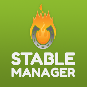 Hooves of Fire Horse Racing Game: Stable Manager Icon