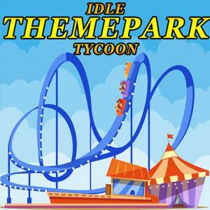 Idle ThemePark & Rollercoaster Tycoon Icon