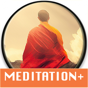 Meditation Plus: music, timer, relax Icon