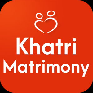 Khatri Matrimony - Vivah, Marriage, Shaadi App Icon