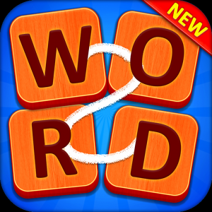 Word Game 2020 - Word Connect Puzzle Game Icon
