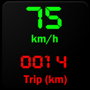 Kmh Counter (Speedometer) Icon
