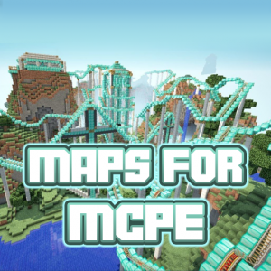 MAPS FOR MINECRAFT PE ROLLER COASTER Icon