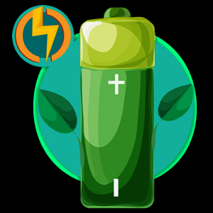 🔋 BatterySaver - Save and optimize your battery Icon