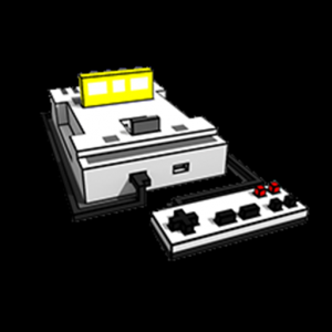 Game Console Tycoon Icon