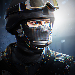 Crossfire: Warzone - Strategy War Game Icon