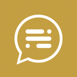 Chat to learn English Icon