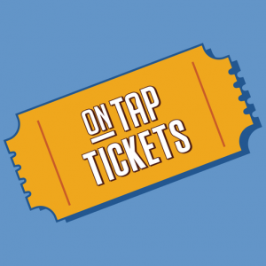On Tap Tickets Icon