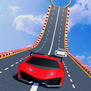 Ramp Car Stunt Racing : Impossible Track Racing Icon