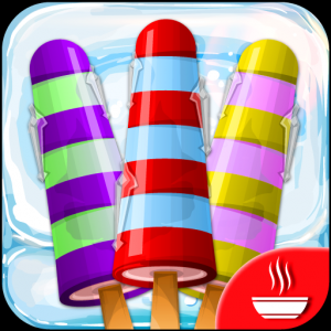 Ice Candy Maker Ice Popsicle Icon