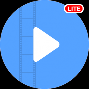 MP4 Player and Media Player - Lite Video Player Icon