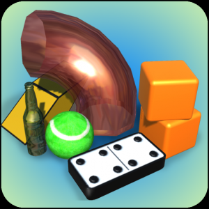 Cubic Lab 3D: Puzzle pieces & Physics Jigsaw Icon