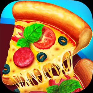 Sweet Pizza Shop - Cooking Fun Icon