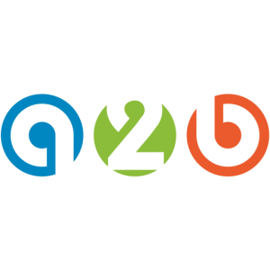 A2B Business management system CRM Icon