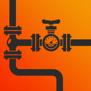Piping Toolbox: ASME, Flange, Fitting Engineering Icon