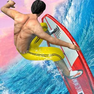 Flip Surfing Racing Flippy Run Diving Master Games Icon