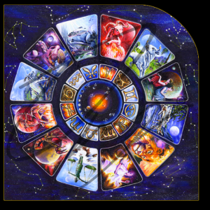 Astrological Chart Guide Icon
