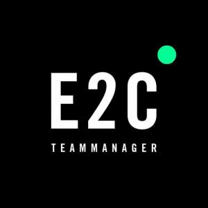 e2c Team Manager - Soccer Icon