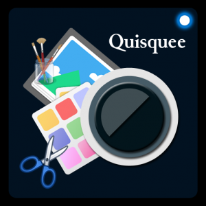 Photo Scan, Photo Editor - Quisquee Icon