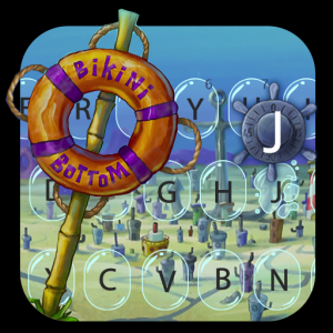 Seabed Town Animation Keyboard Icon
