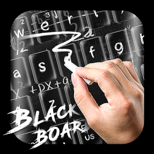 Blackboard Keyboard Icon