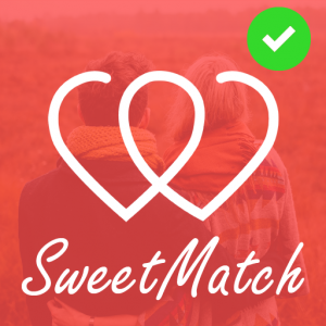 SweetMatch- Free Dating, Flirting, Chat App Icon
