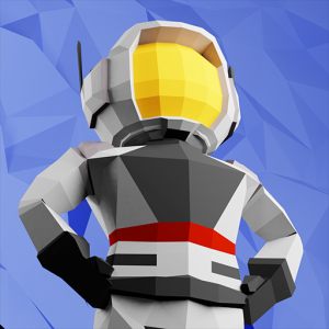 Bob's Cloud Race: Casual low poly game Icon