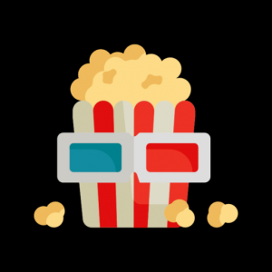 Movie Pal: Your Movie & TV Show Guide Icon