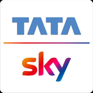 Tata Sky Mobile- Live TV, Movies, Sports, Recharge Icon