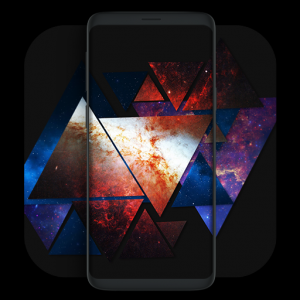 3D Abstract Live Wallpaper Icon