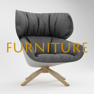 Furniture. Local. Used and new. Icon