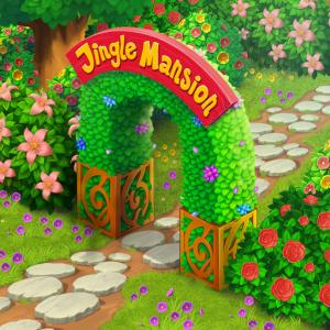 Jingle Mansion-match 3 adventure story games free Icon