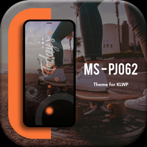 MS - PJ062 Theme for KLWP Icon