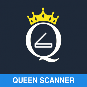Queen Scanner - PDF Scanner : Scanner to scan PDF Icon