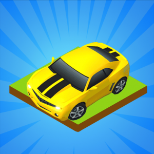 Merge & Fight: Chaos Racer Icon