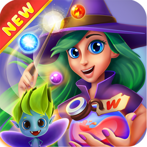 WitchLand - Magic Bubble Shooter Icon