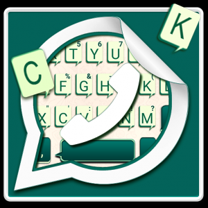 SMS Message Keyboard Theme Icon