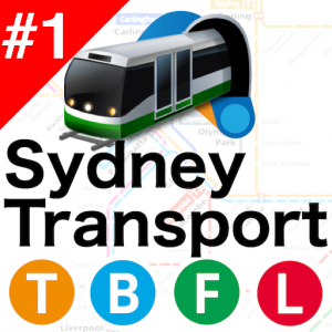 Sydney Transport: Offline NSW departures and plans Icon