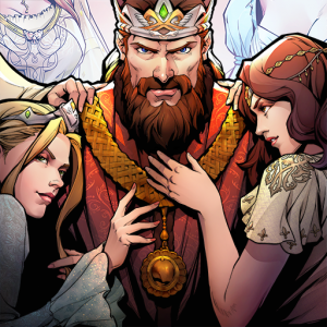 King's Throne: Game of Lust Icon