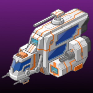 Space Life Icon