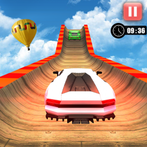 GT Car Autos Driving Game Stunts Icon