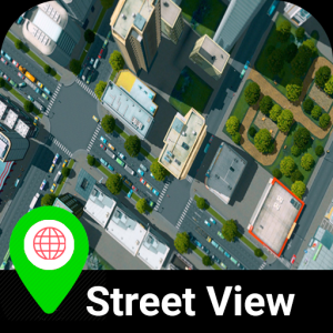 Street View Live, GPS Maps Navigation & Earth Maps Icon