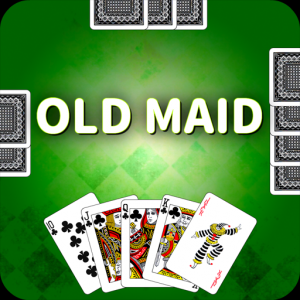 Old Maid Anytime(Free Playing Cards) Icon
