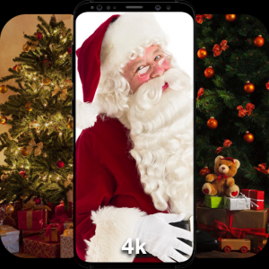 Santa Claus wallpapers & download & set wallpapers Icon