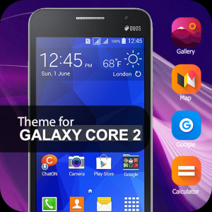 Themes For Galaxy Core 2 Launcher 2020 Icon