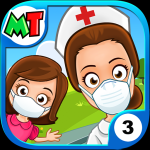 My Town : Hospital Icon