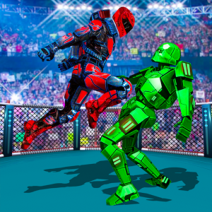 Robot Fighting Club 2019: Robot Wrestling Games Icon
