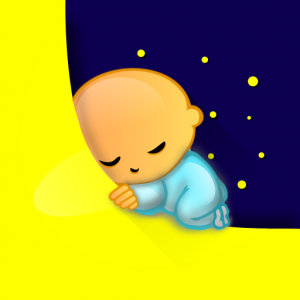 Baby Sleep ? White noise lullabies for newborns Icon