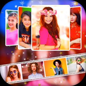 Photo Video Editor With Music Icon