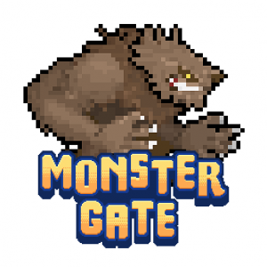 Monster gate - Summon by tap Icon